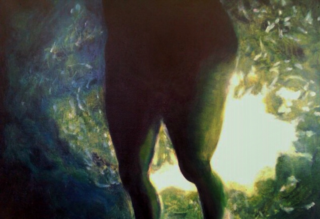 Precious deep – Oil on canvas 2010